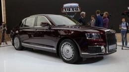 Мантуров рассказал орекомендациях Путина поулучшению автомобиля Aurus