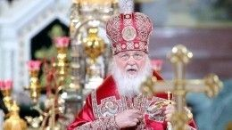 Патриарх Кирилл пожелал верующим прекращения пандемии COVID-19