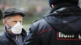 Зараженный коронавирусом житель Екатеринбурга ранил ножом полицейского