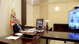 Путин проведет совещание пооценке эффективности лечения COVID-19 вРоссии