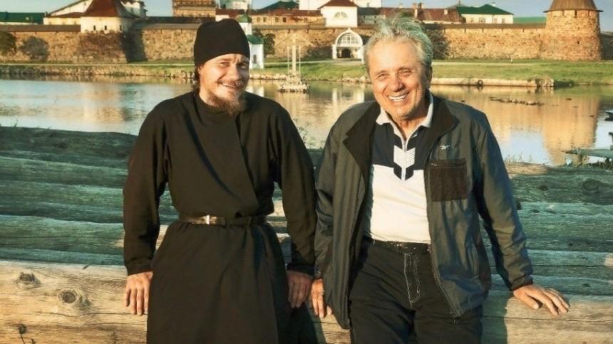 «Наш род все равно прервется»: Евгений Стеблов рассказал осыне-монахе