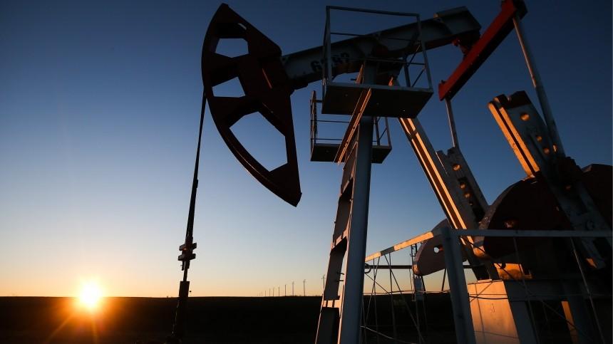 Цена нефти WTI впервые вистории опустилась ниже восьми долларов забаррель