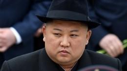 Вашингтон изучает информацию оякобы ухудшении состояния здоровья Ким Чен Ына