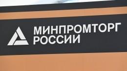 Минпромторг расширил список системообразующих предприятий до246 компаний