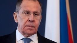 Лавров рассказал оботказе США рассмотреть предложение огуманитарной паузе