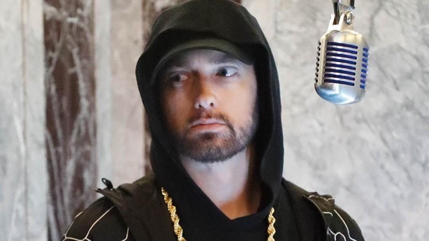 «Янебоюсь!»: Рэпер Эминем отпраздновал 12 лет без наркотиков
