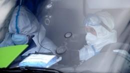 Более 20 человек скончались вПетербурге засутки отвнебольничной пневмонии