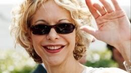 Поклонники заподозрили, что 58-летняя Мег Райан тайно вышла замуж