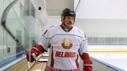 Партнер Лукашенко похоккейной команде попал вбольницу скоронавирусом