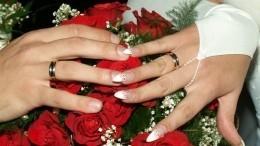 Россияне сыграют первую онлайн-свадьбу завремя режима самоизоляции 25апреля