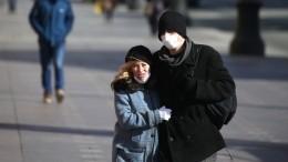 Когда наступит всплеск заболеваемости коронавирусом вПетербурге?