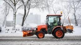 Снежный циклон лишил света более полутора тысяч домов вХабаровском крае