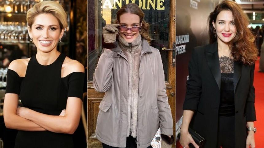 Самые красивые многодетные матери среди знаменитостей