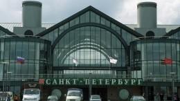 Сотрудники МЧС провели дезинфекцию Ладожского вокзала