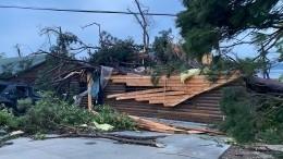 Пять человек погибли вовремя торнадо вСША