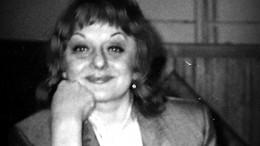 Умерла поэтесса «Ласкового мая» Алла Гольцева