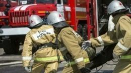 ВКемеровской области несколько населенных пунктов охвачены огнем
