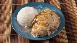 Готовим куриную грудку влимонном соусе