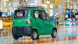 Россия лишилась самого дешевого автомобиля вмире
