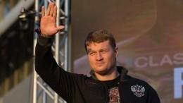 «Крепкий, здоровый!»: Боец ММА Харитонов поздравил боксера Поветкина срождением сына