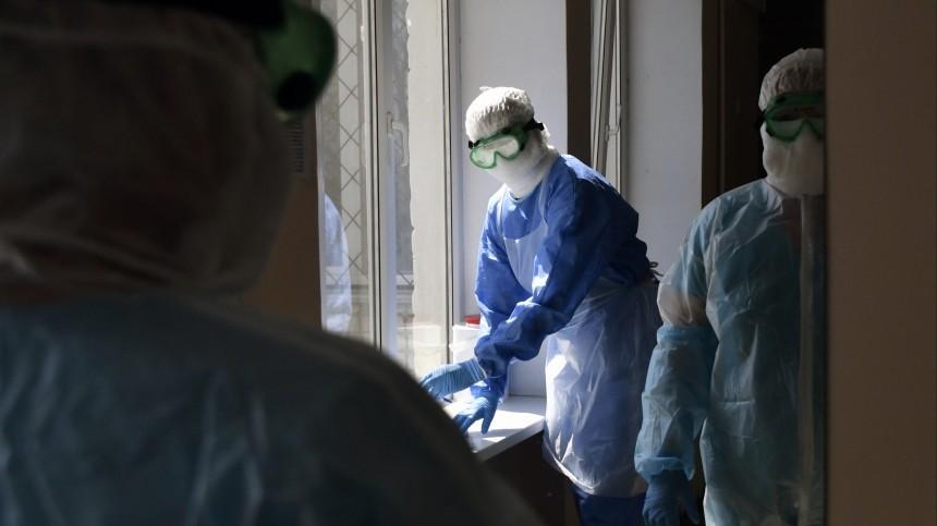 Зараженный коронавирусом анестезиолог-реаниматолог умер вБоткинской больнице