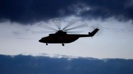 НаЯмале вертолет Ми-26 совершил жесткую посадку