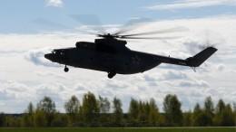 Один человек получил тяжелые травмы при жесткой посадке вертолета наЯмале