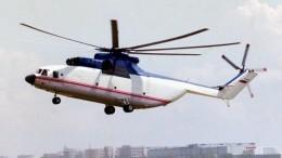Названа предварительная причина жесткой посадки Ми-26 наЯмале