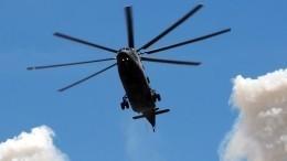 «Развалился!»— Видео жесткой посадки Ми-26 наЯмале