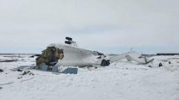 Жесткой посадке Ми-26 наЯмале предшествовала вибрация правого двигателя