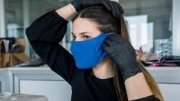 Физики изСША определили эффективность самодельных масок