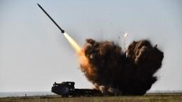 Украинские военные сообщили обуспешном испытании ракеты «Ольха-М» под Одессой