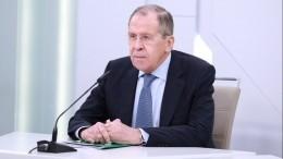 Лавров ответил напопытки ряда стран «показать пальцем» наВОЗ из-за COVID-19
