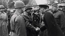 Близкие объятия победы: 75 лет назад состоялась легендарная встреча наЭльбе