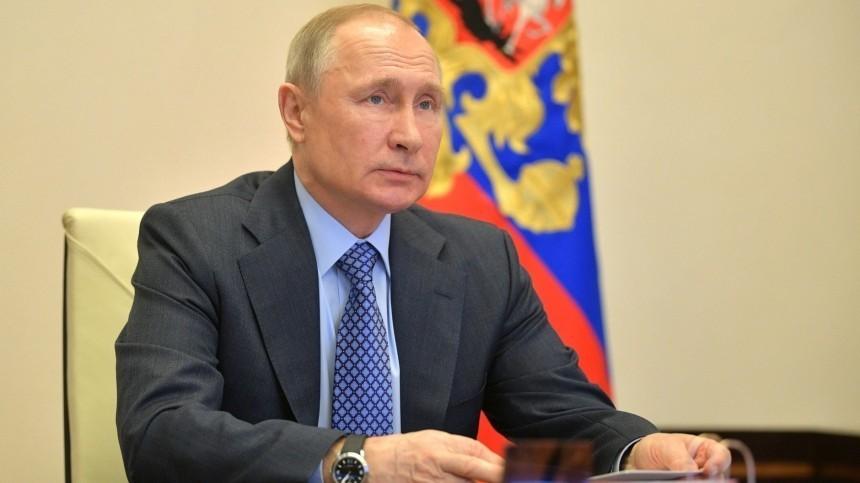 Песков анонсировал заявление Путина поситуации сCOVID-19 вРоссии