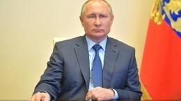 «Онскоро станет вирусологом»— Песков анонсировал выступление Путина поCOVID-19
