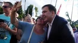 Михомайдан: зачем снова наУкраине всплыл «пророк» и«спаситель» Саакашвили