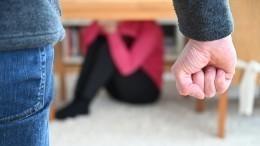 ВРоссии могут появиться кризис-центры для жертв домашнего насилия