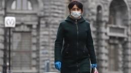 Названы регионы свысоким уровнем беспокойства из-за коронавируса
