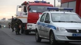 Видео сместа покушения наполковника МВД, вмашине которого взорвалась граната