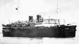 79 лет под водой: как обнаружили теплоход «Армения», затопленный фашистами в1941 году