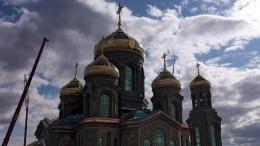 Архитектор храма ВСРФпрокомментировал информацию омозаике сПутиным
