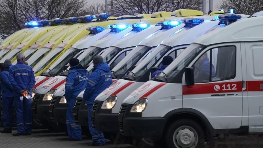 ВРоссии появится новый праздник— День работника скорой помощи