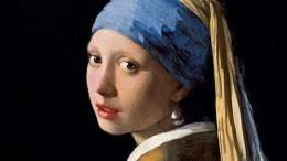Нидерландские ученые приблизились кразгадке тайны картины «Девушка сжемчужной сережкой»