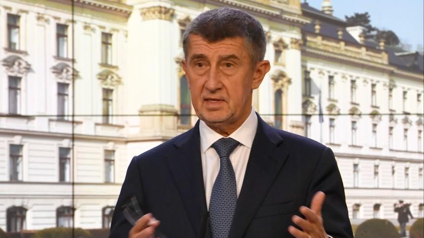 Премьер Чехии оценил необходимость выдворения посла России