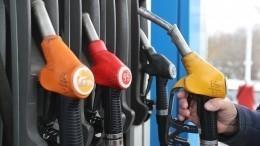 Новак заявил, что цены набензин сначала года неизменились
