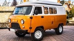 УАЗ выпустил автодом набазе «буханки»