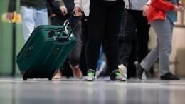 Вывозной рейс сгражданами России прибыл сМальдив иШри-Ланки вПетербург