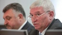 Стала известна возможная причина смерти мэра Ставрополя