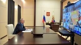 Политолог: Путин впериод борьбы скоронавирусом действует как моральный лидер